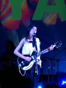 Sophie Villy, singer songwriter