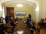 Eastern European Performing Arts Platform  members meet Lviv City Council Culture team