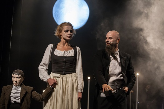 Woyzeck, by George Buchner, directed by Dmytro Bogomazov